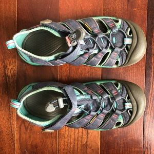 Keen Shoes - KEEN Women's Waterproof Sandal Size 5